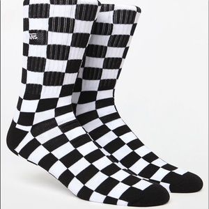 Vans Brand New Vans Mens Crew Sock